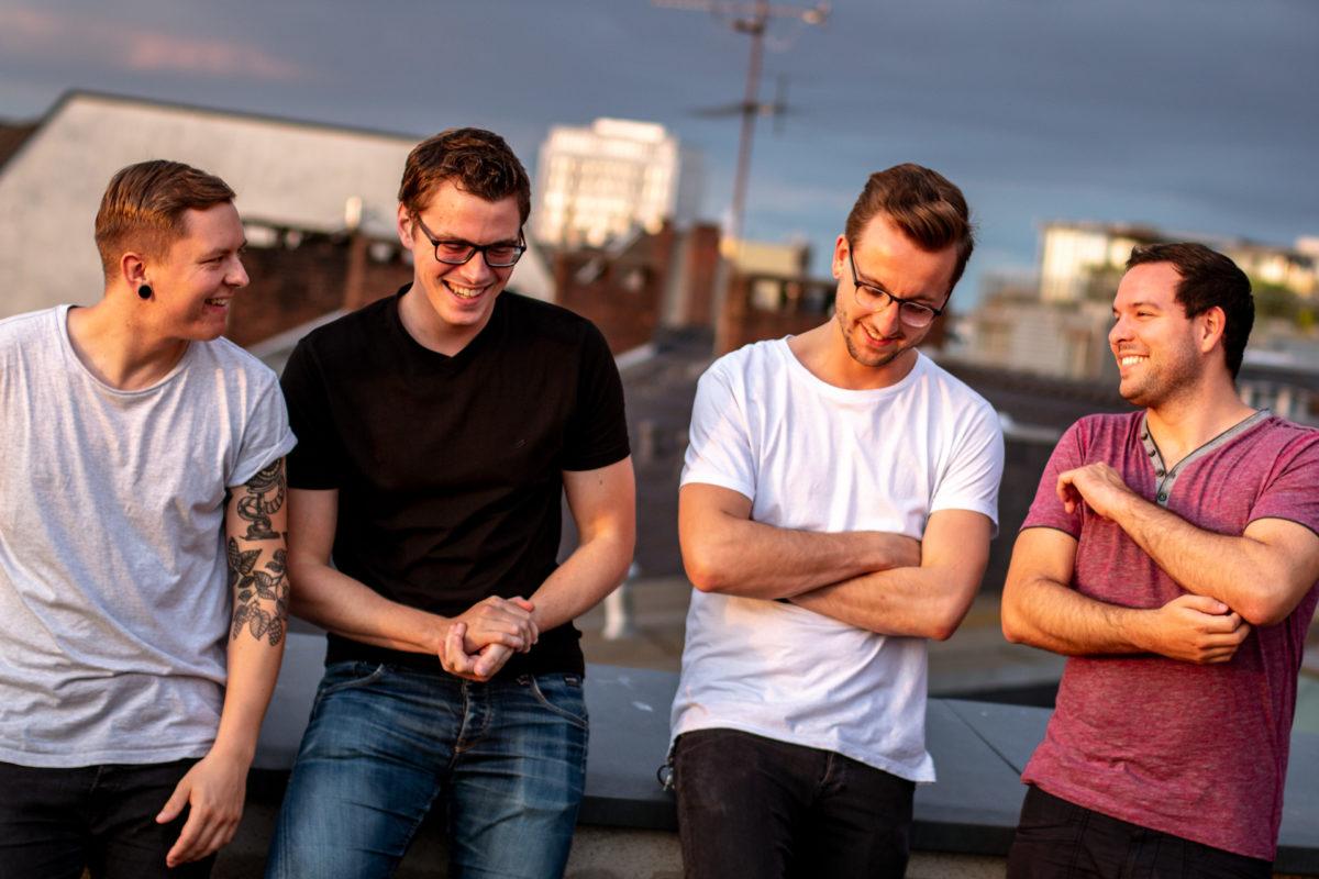 Roamlike Teamfoto